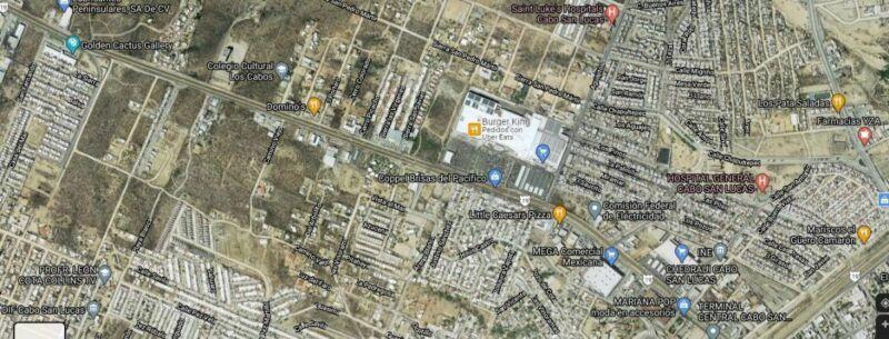 26,000 M2 CABO SAN LUCAS, BAJA CALIFORNIA SUR terreno comercial SODIR OH 221020