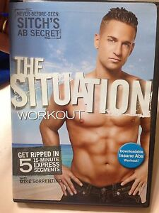 The-Situation-Workout-DVD-Brand-New-never-watched-but-opened
