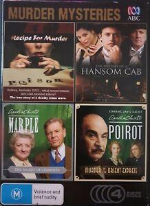 Murder-Mysteries-DVD-4-Discs-4-Movies-Region-4-Very-Good-Condition