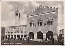 Treviso Piazza dei Signori f.g.
