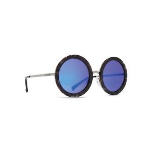 23234d3289 Von Zipper Fling Sunglasses - Black Tortoise - Blue Chrome - FLI-BTB ...