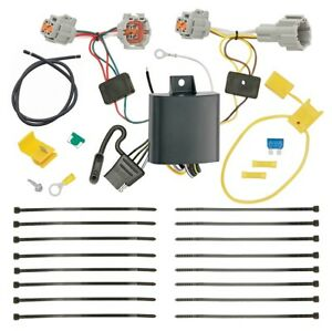 Trailer-Wiring-Harness-Kit-For-17-19-Nissan-Rogue-Sport-All-Styles