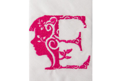 Initial Monogram Embroidered Handkerchief Hankies Hanky 100/% COTTON Giftable Box