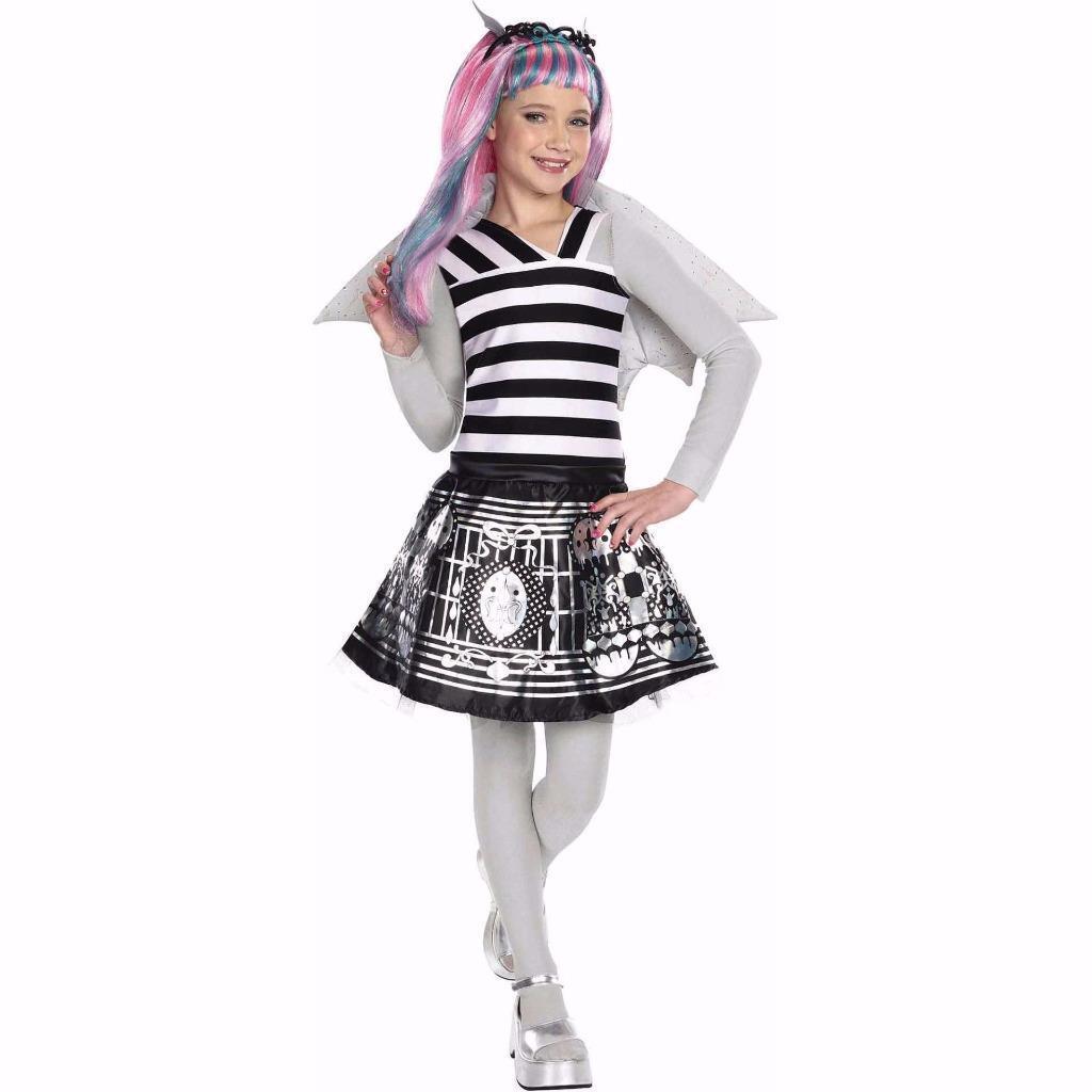 Monster High - Rochelle Goyle Child Girls Dress Up Costume