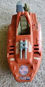 Vintage-GI-JOE-1986-A-Real-American-Hero-DEVILFISH-Hasbro-Orange-Bateau-90
