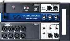 Soundcraft Ui12 digitaler Mixer mit 12 Eingangskanälen, Steuerung überTablet usw