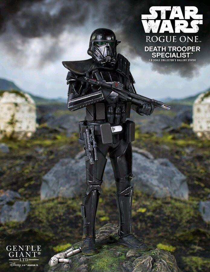 el precio más bajo Star Wars: Rogue uno-muerte Trooper Trooper Trooper especialista Estatua de la galería del coleccionista  tienda en linea