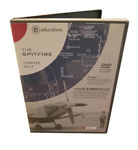 Details about Spitfire Blueprints Aircraft Plans Mk I II V IX XI WWII  Vickers Supermarine