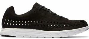 Nike-Mayfly-Woven-Black-Black-Summit-White-833132-001-Men-039-s-RIFT-QS