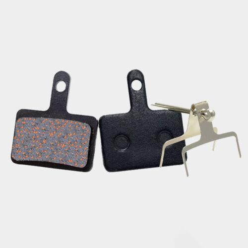 2PCS Black MTB  Bicycle High Quality Resin Disc Break Pads for Mountain Bikes QN