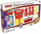 Casdon Henry Hoover Household Cleaning Set Little Helper Role Play Toy