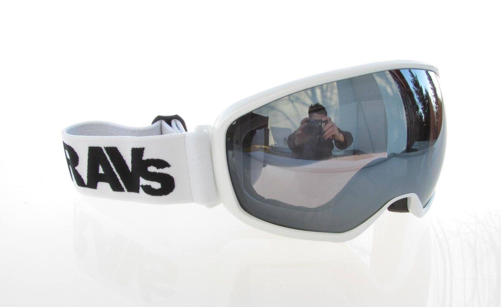 RAVS  SKIBRILLE - SNOWBOARDBRILLE - - - -SKI ALPIN  GOGGLE Doublen Lens Antifog    In hohem Grade geschätzt und weit vertrautes herein und heraus  f2f2c9