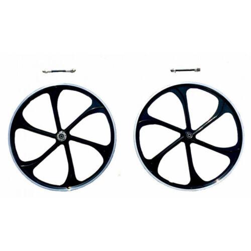 "66cc//80cc CDHPOWER 26/"" MAG WHEELS aluminum alloy wheel-Gas Motorcycle Bicycle"