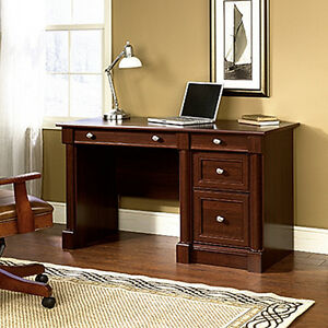 Computer Desk Select Cherry Palladia Collection