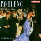 Poulenc: Works for Piano (CD, Oct-2002, 3 Discs, Chandos)
