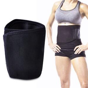ceinture taille minceur ventre body shaper perdre du poids waist belt d 39 exercice ebay