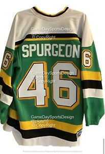 Details about Minnesota Wild/North Stars Jared Spurgeon Retro Concept Jersey (XL)