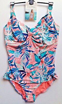 M&S Swimming Costume Swimsuit 34DD 34G 40E Underwired Control RP £39.50 BNWT | eBay