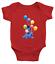 Infant-Baby-Boy-Girl-Rib-Bodysuit-Clothes-Gift-Eeyore-Gloomy-Donkey-Balloons thumbnail 7
