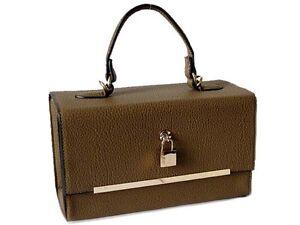 à taupe bandoulière sac à bandoulière pour dos bandoulière main sac en à Sac cadenas longue à ZpnvqSwFW