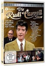 Die Rudi Carrell Show, Vol. 2 / Weitere acht Folgen der beliebten Unterhal (OVP)