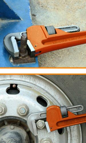 "24/"" Heavy Duty Plumbing Adjustable Pipe Wrench18/"""