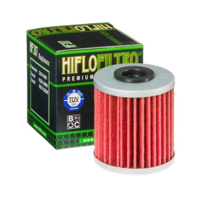 Filtre à huile Hiflo Filtro Moto Suzuki 450 RMX 2010-2013 HF207 Neuf