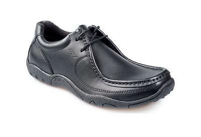 Gehorsam Pod Theo Black Lace Up Shoes Um 50 Prozent Reduziert