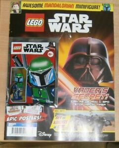 Lego-Star-Wars-magazine-68-2021-Awesome-Mandalorian-MiniFigure