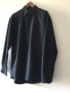 chemise homme Brice taille 4 gris foncé