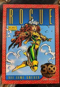 1993-MARVEL-X-MEN-SERIES-2-Trading-Card-Gold-Foil-Insert-G-6-Rogue