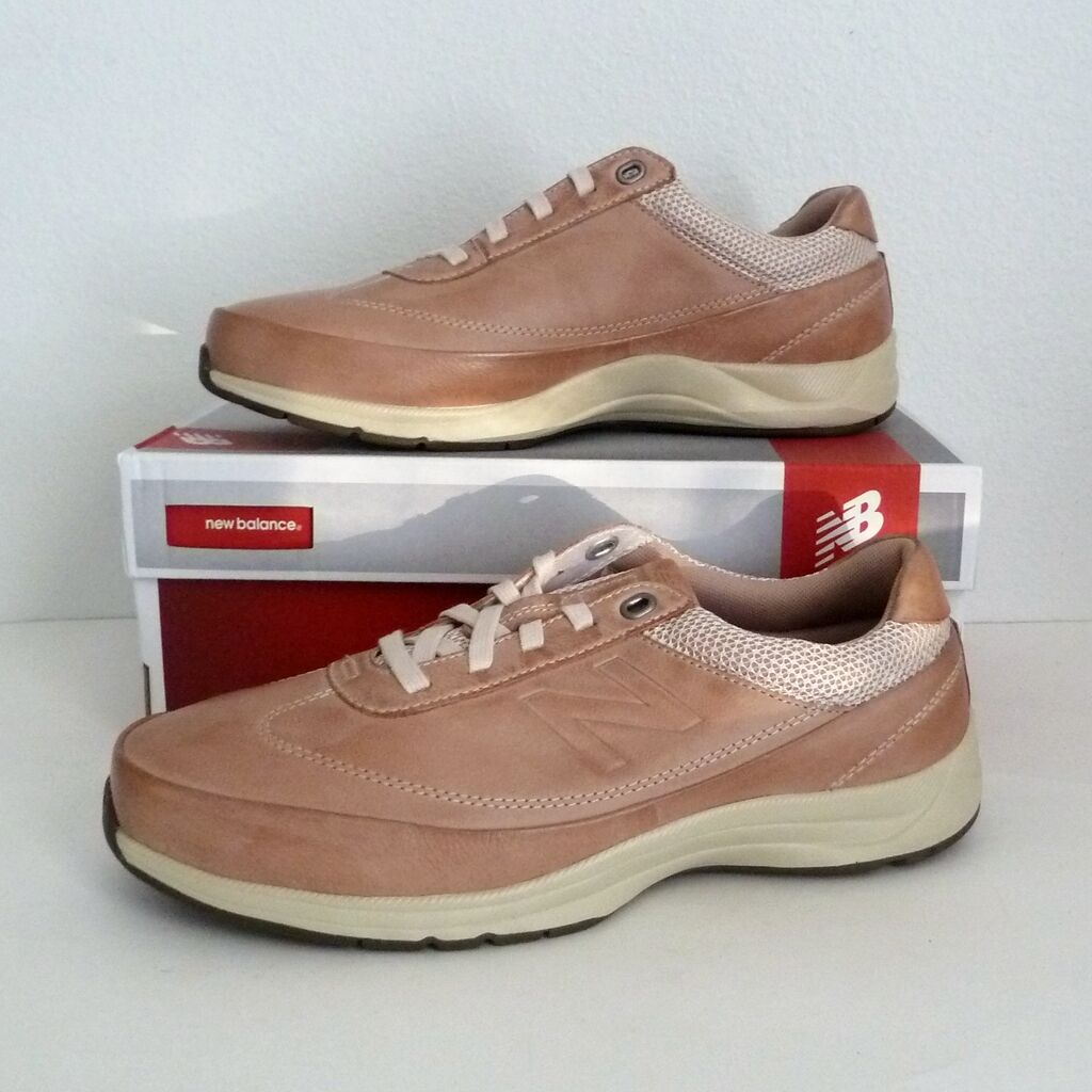 New Balance WW980TN - Women's 980 Leather Walking Shoes