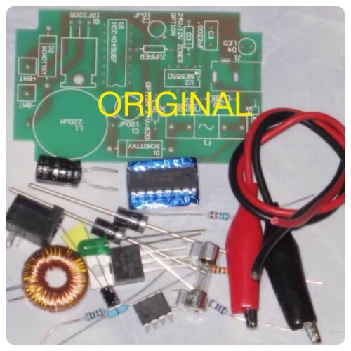 DESULFATOR Regenerate 7-30 Amps BATTERY KIT 12 volts lead acid battery CHARGER