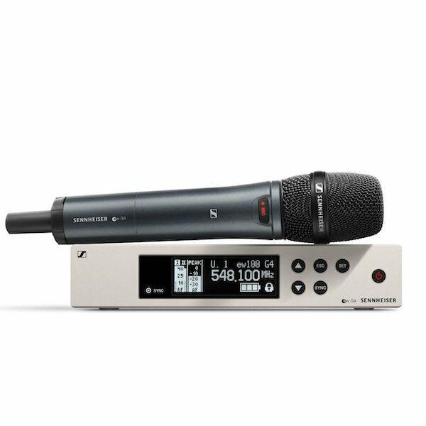 Sennheiser EW 100 G4-835-S-A1 Wireless Microphone System
