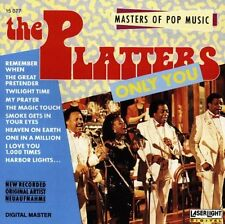 The Platters - The Platters Only You OVP