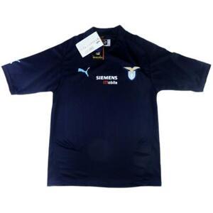 2001-02-Lazio-Maglia-Terza-M-CARTELLINO-SHIRT-MAILLOT-TRIKOT