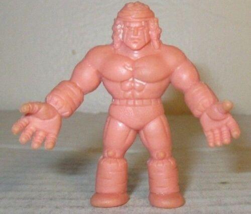 """Men Kinnikuman Flesh Color 2/"""" Buffaloman E Figure #211 Mattel 80/'s M.U.S.C.L.E"""