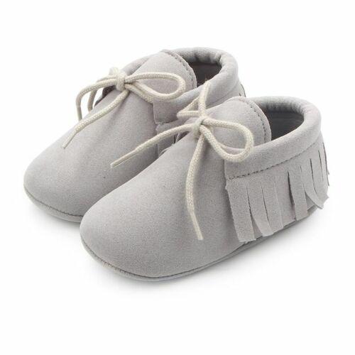 Flecos De Bebé Zapatos Para Niño Niña Suave Suela calzado superficial recién nacido Otoño Primavera