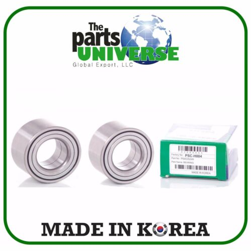 2 pack Front Wheel Bearing for Chevy Aveo and spark