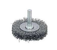 Dynabrade 78866 Crimped Wire Radial Wheel Brush 3 76 Mm Dia X 014 X 1316