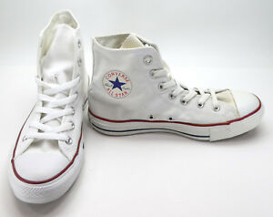 White/Red/Blue Sneakers Mens 6 Womens