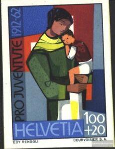 Schweiz-763-kompl-Ausgabe-gestempelt-1962-Pro-Juventute