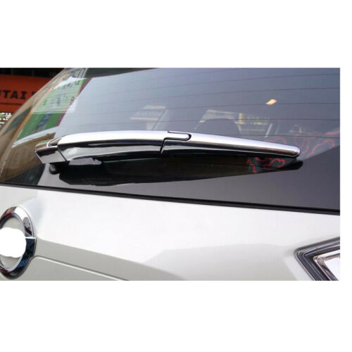New Chrome Rear window wiper cover trim Decorate For Nissan X-Trail 2014-2019