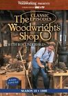 Classic Episodes, The Woodwright's Shop (Season 19) by Roy Underhill (DVD video, 2014)