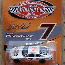 #7 Alan Kulwicki NASCAR Action Diecast Car 1992 VICTORY LAP WINSTON CUP CHAMPION