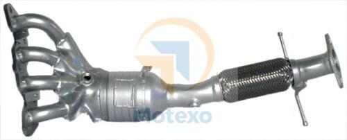 Exhaust Catalytic Converter FORD C-MAX 1.6 HWDA//B 3//2007-8//2010 EURO 4