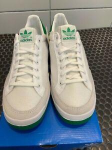 espejo Vadear Recientemente  Green Adidas Rod Laver Brand New in Box Men 11 rare (Last one we can get) |  eBay