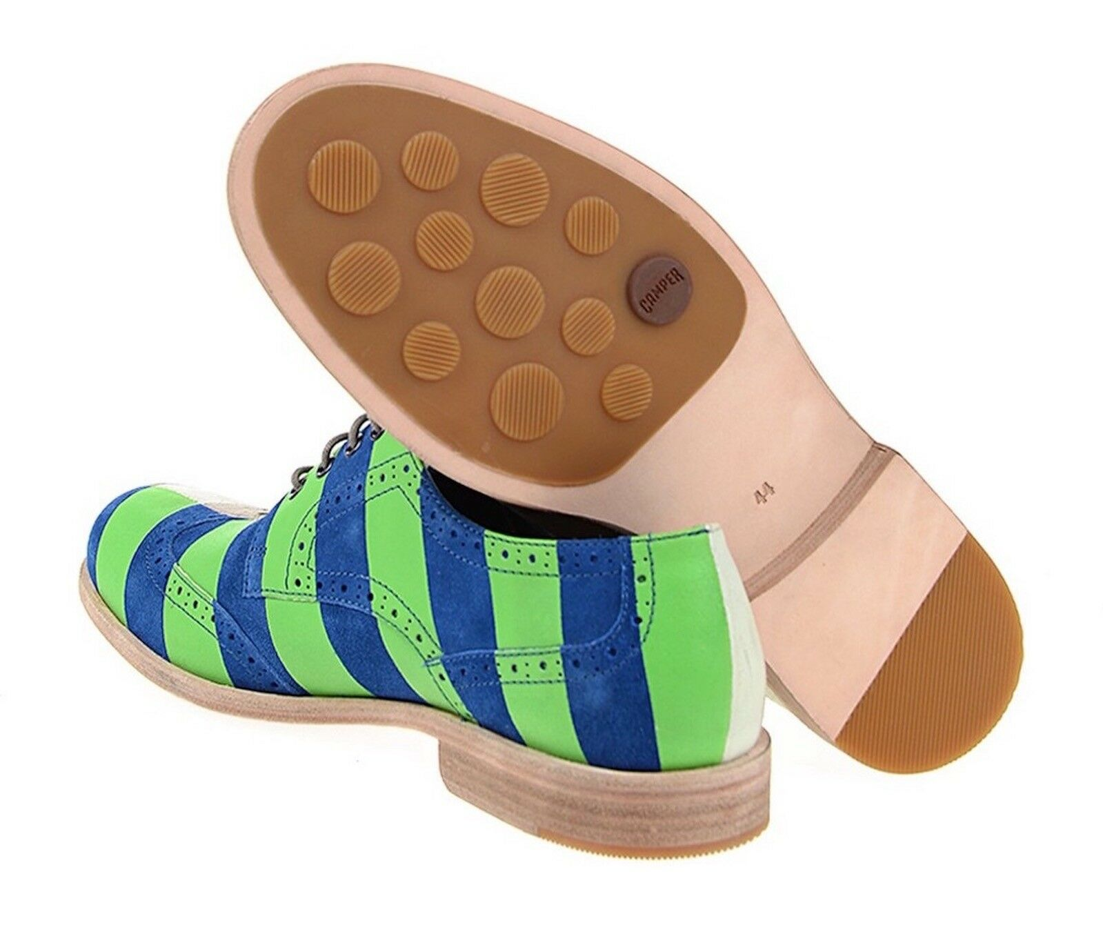 prezzo all'ingrosso e qualità affidabile Bernhard Willhelm X X X Camper US 6 EU 39 Together Twins Formal scarpe Uomo 18888-001  moda classica