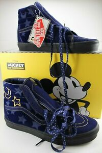 VANS-X-DISNEY-Sorcerer-039-s-Apprentice-SK8-HI-Men-9-5-Women-11-VN0A38GEUPP-NEW