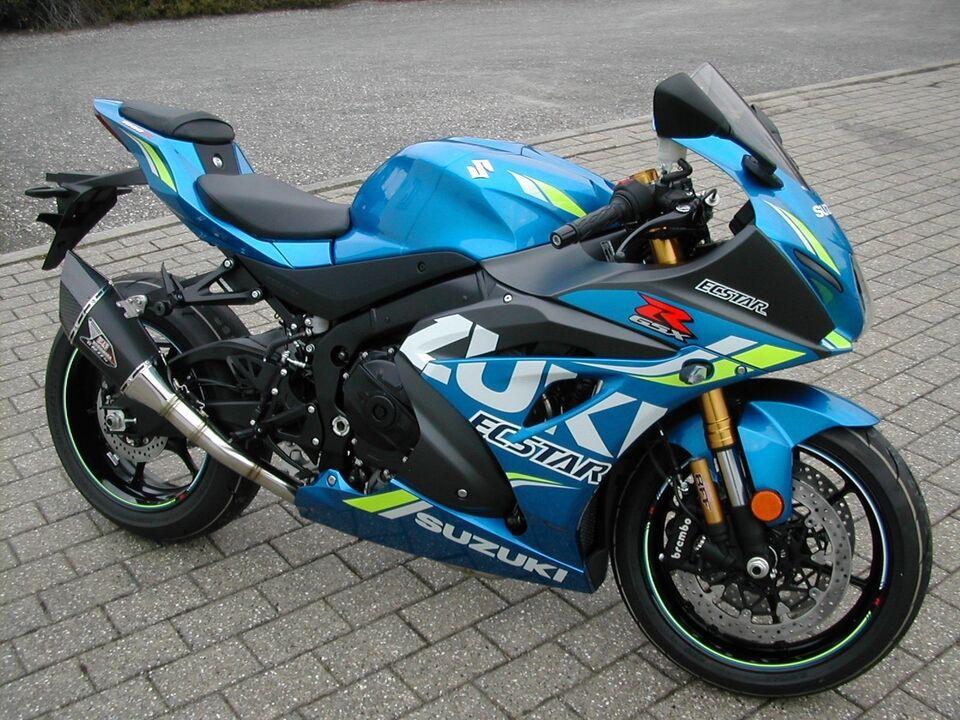Suzuki, GSX-R1000R, ccm 1000